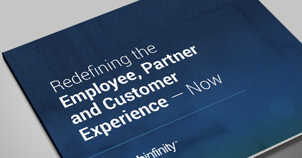 Redefining the Partner Experience — Now