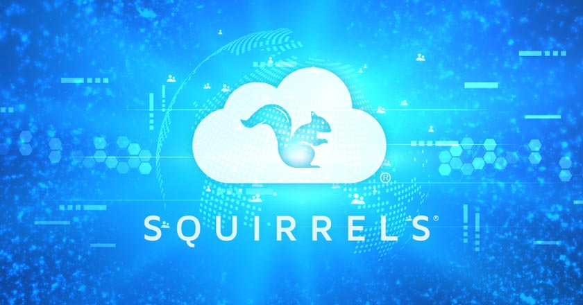 Squirrels Partners with Webinfinity to Enhance Selling Relationships