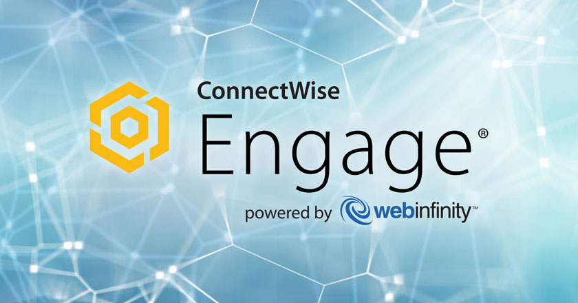 ConnectWise Partnership with Webinfinity to Revolutionize Engagement